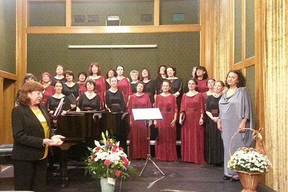 Концерт в Българския културен институт в Будапеща